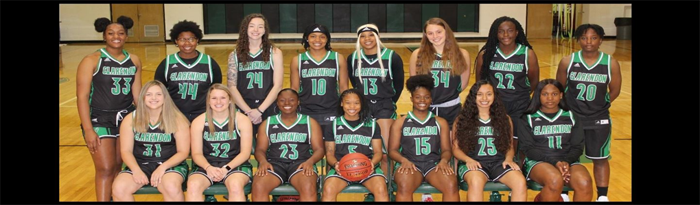 Clarendon College 2019-2010 women